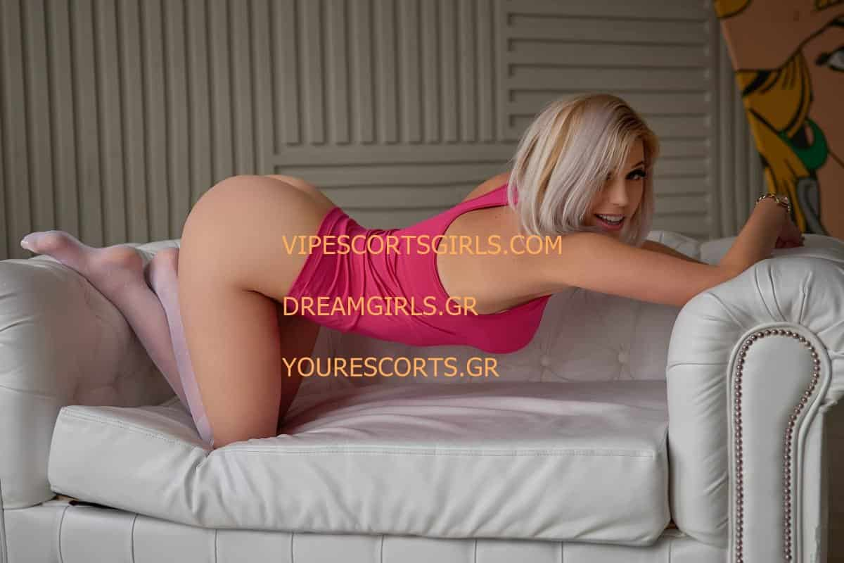 blonde anal escorts