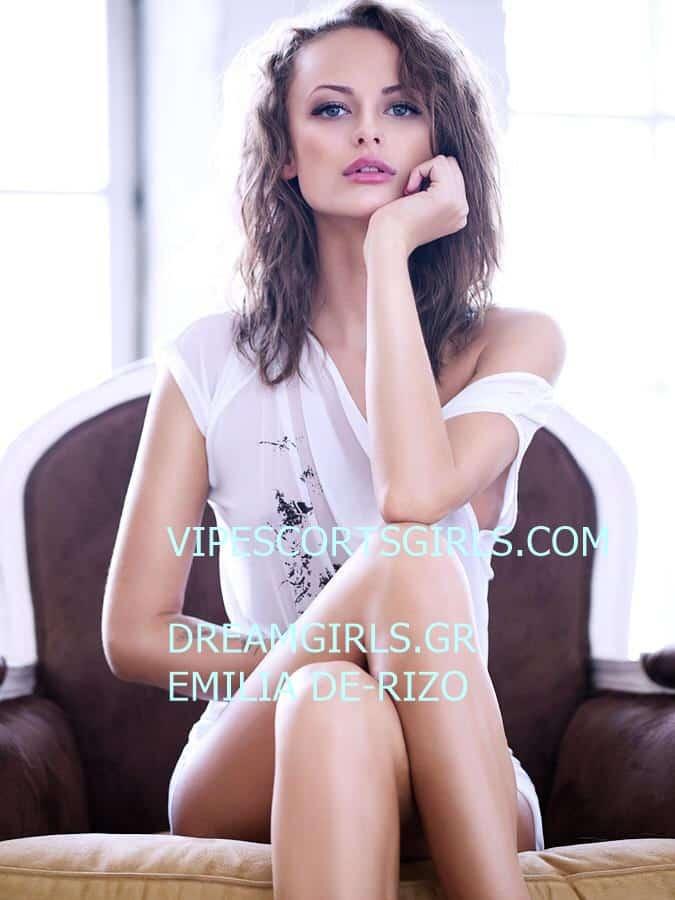 High class models Mykonos