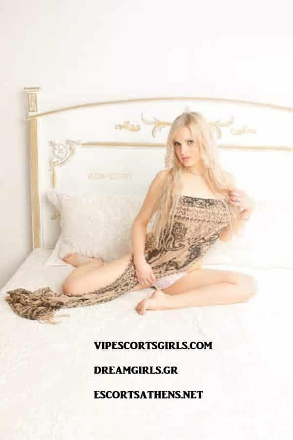 VALENTINA Blonde Female Escorts Athens