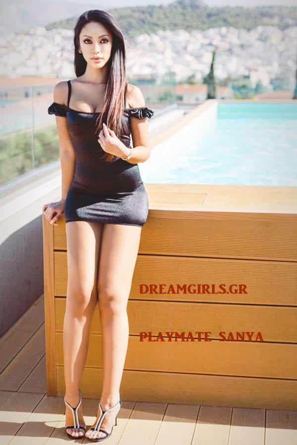 escort sanya playmate